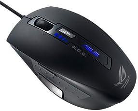 Asus ROG GX850 Gaming Maus (5.000 dpi, 6 Tasten) schwarz