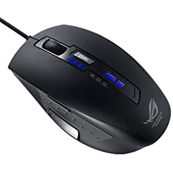 Souris filaire Gaming Asus GX850 USB Noir