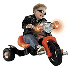 Fisher-Price Harley Davidson Lights and Sounds Trike