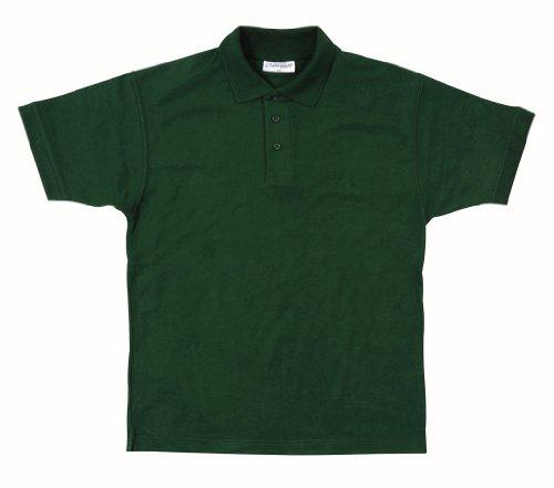 Absolute ApparelHerren Poloshirt Dunkelgrün