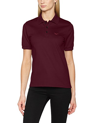 Trigema Women's 521601 Short Sleeve Polo Shirt