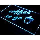 ADV PRO s016-b Coffee to Go Shop Bar Pub Neon Light Sign Barlicht Neonlicht Lichtwerbung