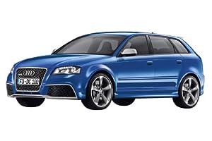 Dickie de Dickie-Schuco 450880200-Dickie-Schuco-Audi RS 3, sepangblau 1: 43Sportback