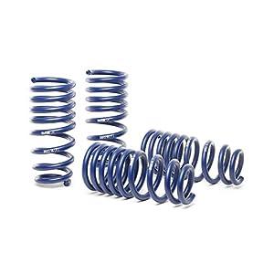 Fahrwerksatz, Federn Sportfedersätze/Performance Lowering Springs H&R 29162-4 Federsatz Federung/Dämpfung