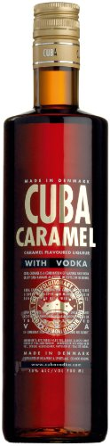 Cuba Caramel Vodka 30% Alc. 0,7 ltr.