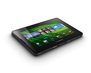 BlackBerry PlayBook Tablet 16 GB (17,8 cm (7 Zoll) Display, Touchscreen, 3 MP Kamera vorne, 5 MP Kamera hinten)