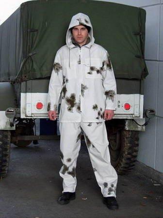 Mil-Tec Bundeswehr Schneetarnanzug (GR.XXL)