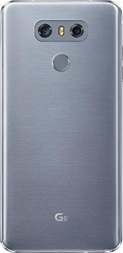 """LG LGH870.ADECPL G6 – Smartphone de 5,7 """"(QHD Plus Full Vision, 32GB ROM, 4GB RAM, Android 7.0) Color Platinum"""