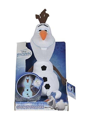 Simba 6315871154 - Disney Frozen Plüsch Olaf leuchtet im ()