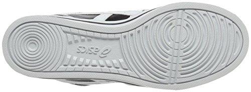 Asics Classic Tempo, Sneakers Basses Mixte Adulte Noir (noir/blanc)