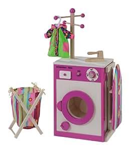 howa laverie lave linge en bois 4814 jeux et jouets. Black Bedroom Furniture Sets. Home Design Ideas