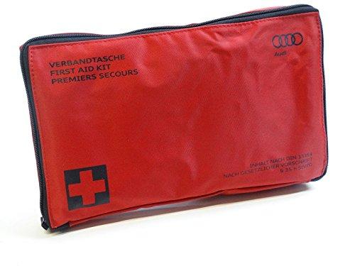 Preisvergleich Produktbild Original Audi A4 A6 KFZ Verbandtasche Verbandkasten für Mittelarmlehne