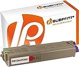 Bubprint Toner kompatibel für Oki 46490402 für C532 DN C532DN C542DN MC563DN MC573DN 1.500 Seiten Magenta