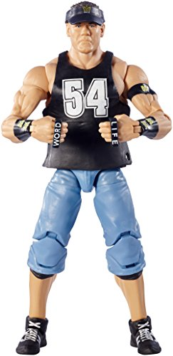 Mattel WWE Defining Moments Elite John Cena Figur