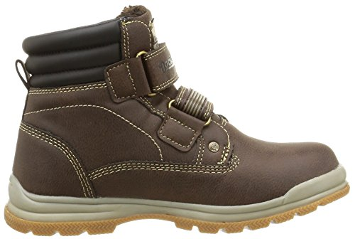 Dockers by Gerli 37WA712-650300 Unisex-Kinder Combat Boots Braun (braun 300)