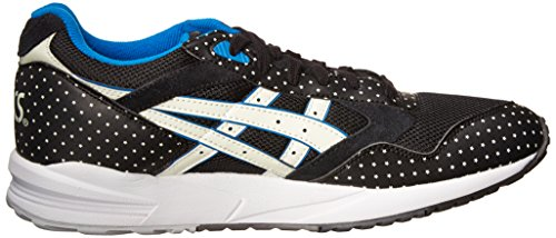 Asics Gel-Kayano 21 Synthétique Chaussure de Course Black-Glow In The Dark