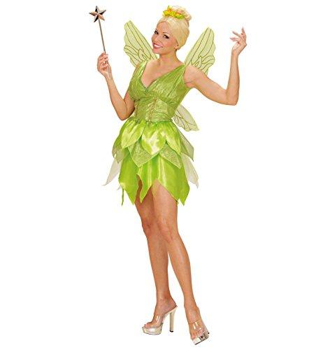 Imagen de widmann 02292  disfraz de adulto de hadas fantasy vestido, alas alternativa