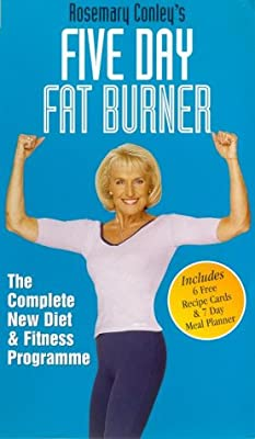 Rosemary Conley: Five Day Fat Burner [VHS] from Vci