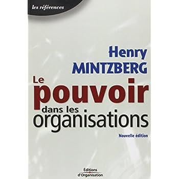 Le pouvoir dans les organisations: Les références