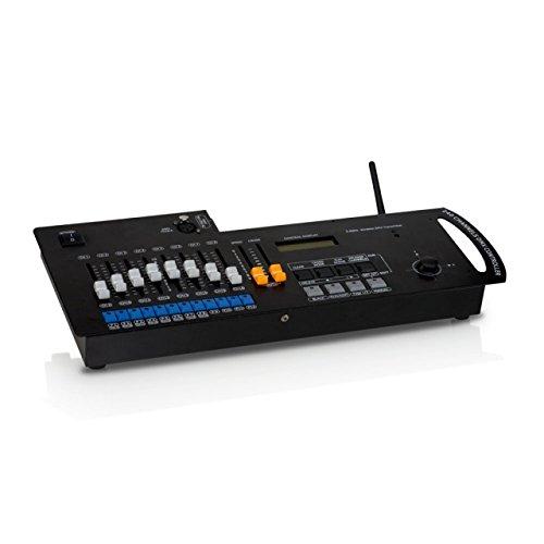 Flash FL-240 Wireless 2.4GHz DMX Scanmaster - 2.4 Wireless DMX Lichtsteuerung für Scanner und Moving Heads mit Joystick