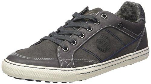 s.Oliver Herren 13603 Sneaker, Grau (Grey), 42 EU