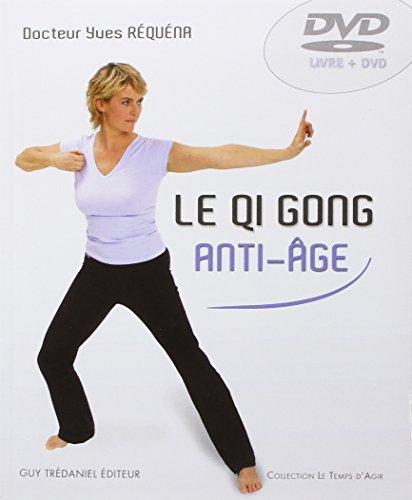 Le qi gong anti-âge (DVD-ROM inclus) par Yves Réquéna