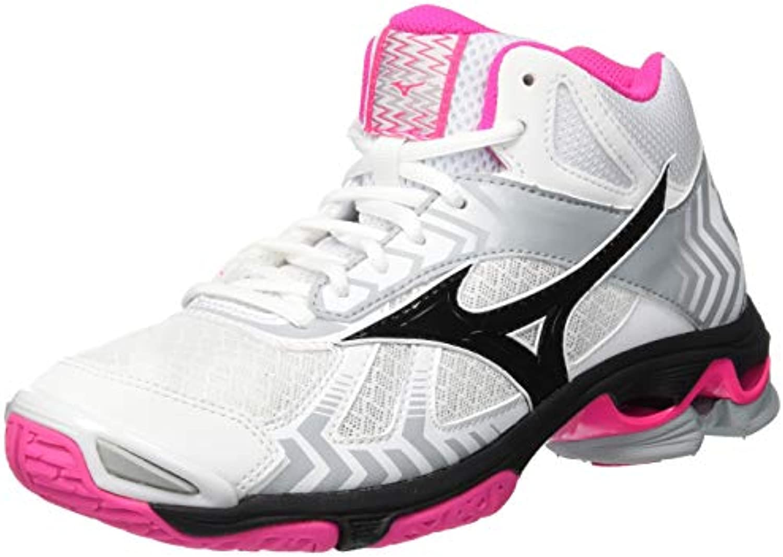Mizuno Wave Bolt 7 Mid, Mid, 7 Sneakers Basses FemmeB07DVVRWN1Parent fda440