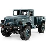 Best RC Auto per i bambini - WPL B-1 Camion Militare a Quattro Ruote motrici Review