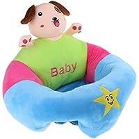 Säuglingssitzen-Baby Kindersitzsack Spielzimmer Sitzkissen Plüsch