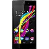 Wiko Highway Star Smartphone débloqué 4G (Ecran: 5 pouces - 16 Go - Double Micro-Nano SIM - Android 4.4 KitKat) Gris