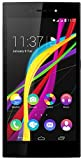 Wiko Highway Star 4G LTE Smartphone (12,7 cm (5 Zoll) AMOLED HD Display, Corning Gorilla Glass 3, 1,5GHz Octa-Core Prozessor, 13 Megapixel Kamera, 16GB Speicher, 2GB RAM, Android 4.4 KitKat) grau