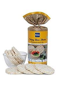 Haim Wholegrain Brown Rice Cakes with Buckwheat & Amaranth (Pack of 4)