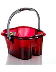 XWG Fußbad Transparente Fuß Barrel Tragbare Fußbad Eimer Kunststoff Fußbecken ( farbe : 3# )