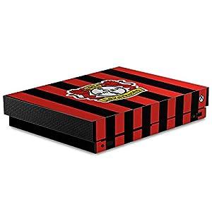 DeinDesign Skin kompatibel mit Microsoft Xbox One X Aufkleber Folie Sticker Bayer 04 Leverkusen Esport Fanartikel