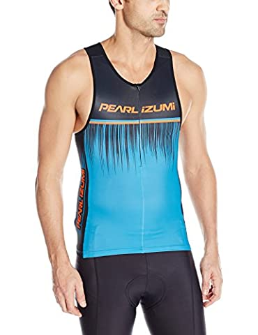 PEARL iZUMi Elite In-R-Cool LTD - Vêtement triathlon - bleu Modèle L 2017