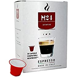 120 Cápsulas Café Compatibles Nespresso - Caffè H24 - espresso napolitano