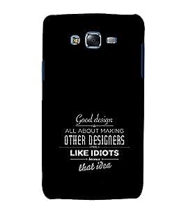 FUSON Design Designers 3D Hard Polycarbonate Designer Back Case Cover for Samsung Galaxy J5 (2015) :: Samsung Galaxy J5 Duos (2015 Model) :: Samsung Galaxy J5 J500F :: Samsung Galaxy J5 J500Fn J500G J500Y J500M