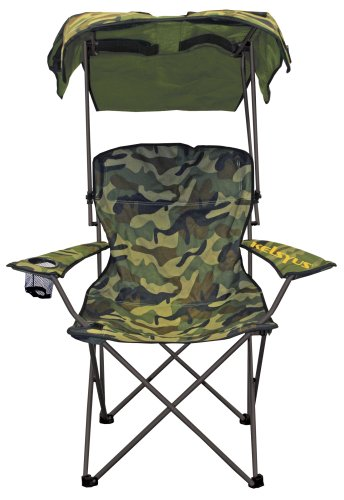 Kelsyus Original Himmel Stuhl, camouflage (Kelsyus Rucksack Stuhl)