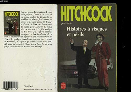 Histoires à risques et périls par Alfred Hitchcock