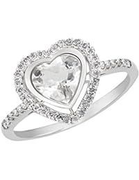 Weißgold ring  Suchergebnis auf Amazon.de für: Weißgold - Ringe / Damen: Schmuck