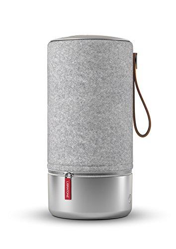 Libratone ZIPP Copenhagen Edition Wireless SoundSpaces Lautsprecher (Multiroom, SoundSpaces, AirPlay, Bluetooth, DLNA, WiFi) Salty Grey