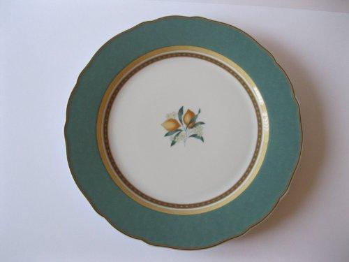 Service Rim Plate (Servierplatte/Service Rand Platte 31cm Medley Alfabia Verde von Hutschenreuther)