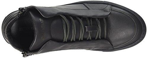 Antony Morato Mmfw00865-le300001, Sneaker a Collo Basso Uomo Grigio (Grigio Londra)