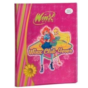 SMS Canta Winx Club 65261 - Sammelmappe DIN A4