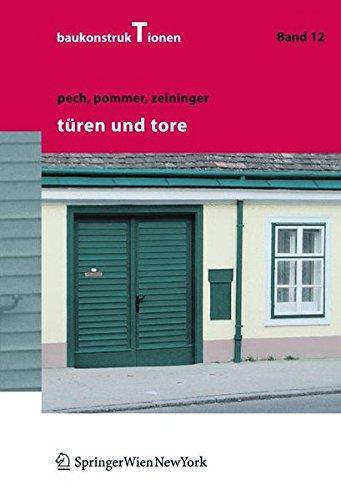 Baukonstruktionen Vol 1 -17: Türen und Tore