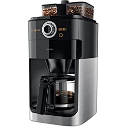 Philips Grind & Brew HD7766 - Cafetera (Independiente, Drip coffee maker)