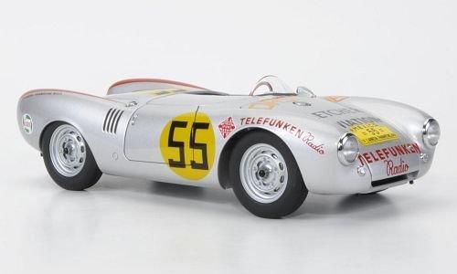 Porsche 550 Spyder, No.55, Panamericana, 1954, Modellauto, Fertigmodell, AUTOart 1:18