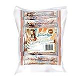 Hellma Zucker-Sticks Sweet-Ups, Zucker, Portionszucker, Feinzucker, Zuckertüten, für Gastro, Hotel, Büro, Kantine, 100 Stück á 4 g