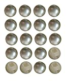 #9: Pearl Buttons for Dresses White Buttons