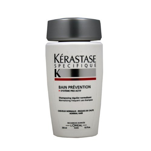 Kerastase Bain Prevention Shampoo, 8.5 Fluid Ounce by Rucci Inc [Beauty] (English Manual) (Kerastase Bain Prevention)